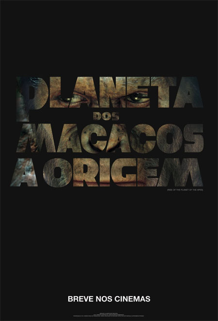 Lançamentos e continuações em 09 de setembro de 2011 Planeta-dos-Macacos-Poster