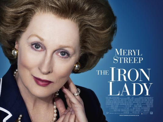 Iron Lady Dama de Ferro Meryl Streep UK