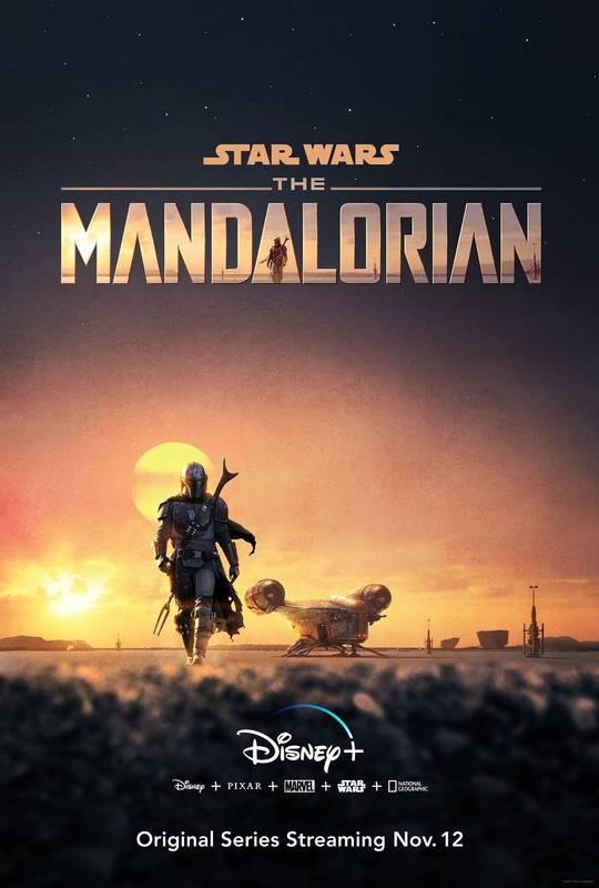 The Mandalorian: veja o trailer da primeira série Star Wars do Disney+