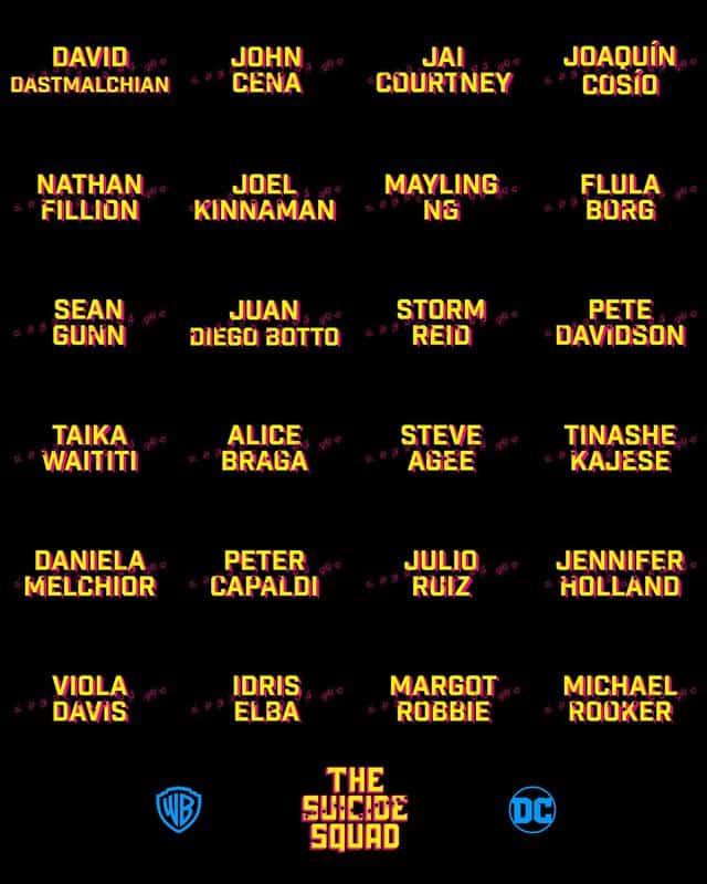 Esquadrão Suicida: Alice Braga e Idris Elba e mais se juntam ao elenco