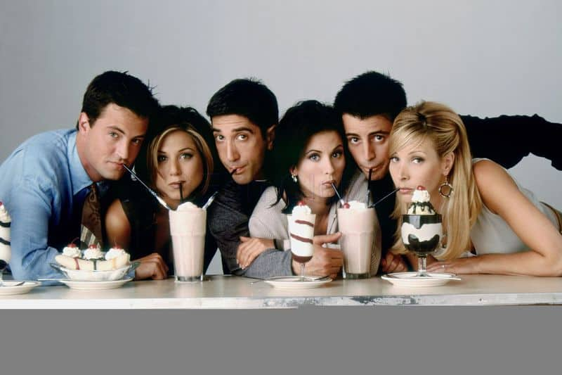 Friends completou 25 anos neste domingo