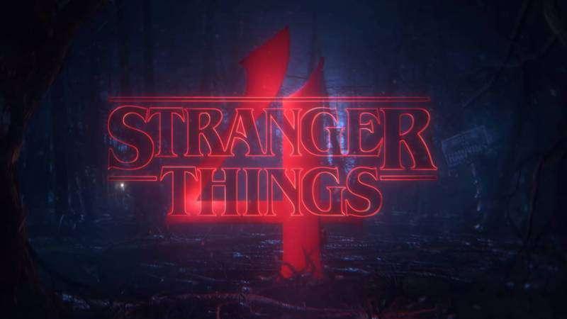Stranger Things: 4ª temporada ganha anúncio