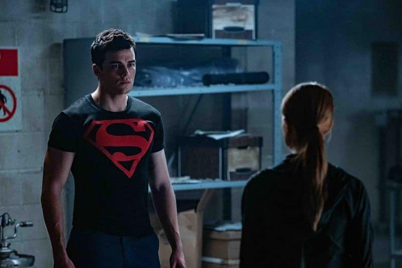 Superboy e Krypto aparecem em novas imagens de Titãs