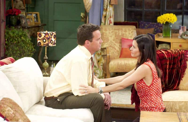 Friends: atores de Monica e Chandler registram reencontro em foto no Instagram