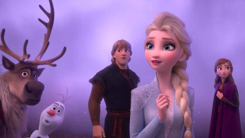 Frozen 2 terá sessão de pré-estreia na CCXP