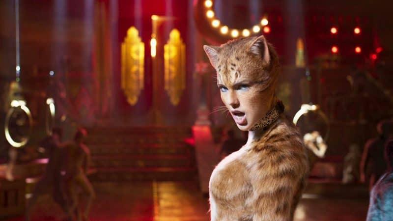 Taylor Swift diz que amou a estranheza de Cats