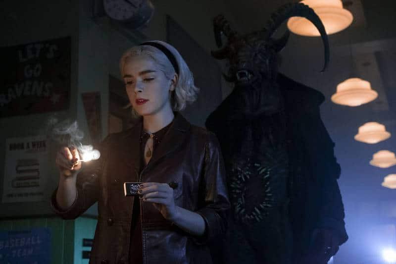 O Mundo Sombrio de Sabrina: 3ª parte ganha data de estreia