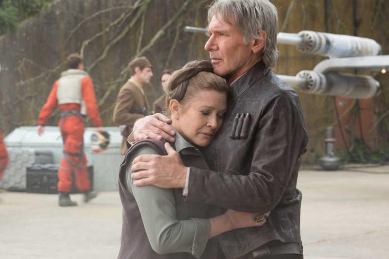 3 anos sem Carrie Fisher e como A Ascensão Skywalker honrou seu legado
