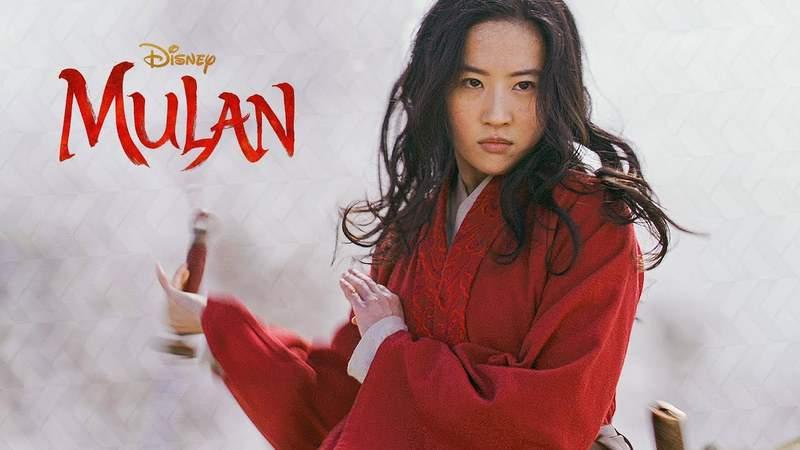 Mulan: confira os novos pôsteres individuais do live-action