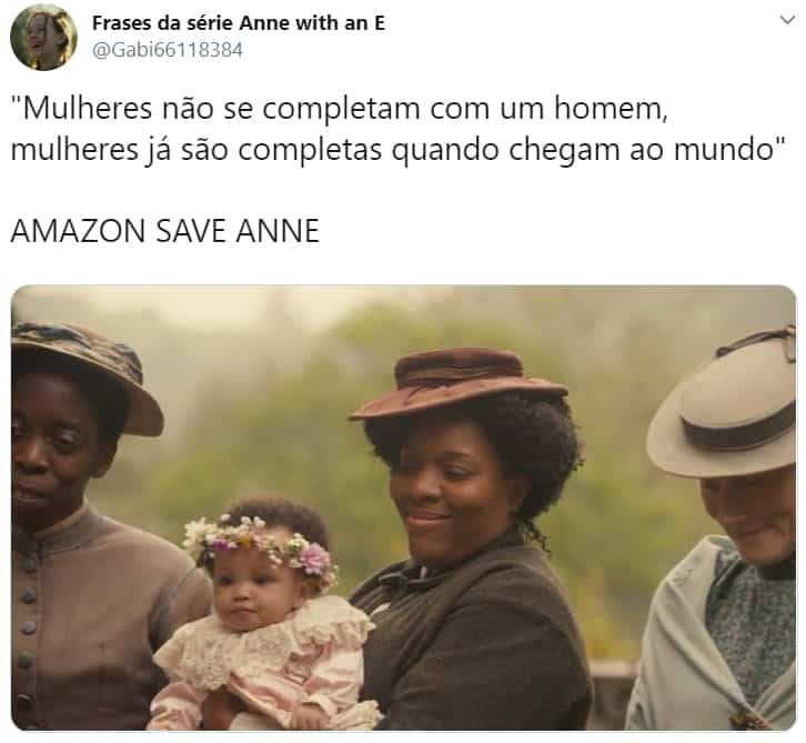 Anne With an E: fãs pedem que Amazon Prime Video salve a série do cancelamento