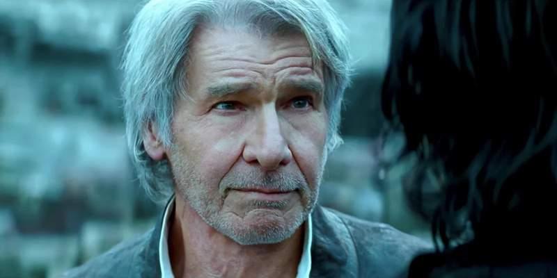 Star Wars: Han Solo tenta salvar Kylo Ren em cena divulgada de A Ascensão Skywalker