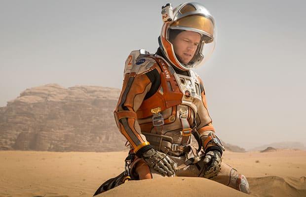 Os Melhores Filmes sobre Marte