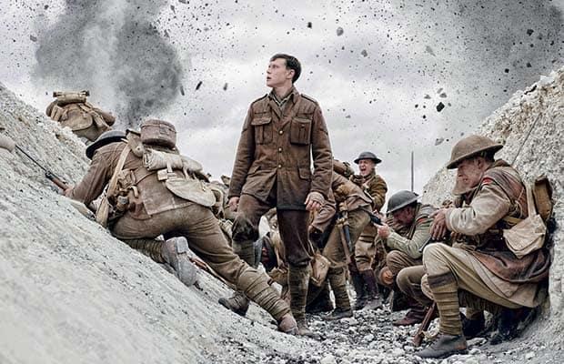 Os Melhores Filmes sobre a Primeira Guerra Mundial