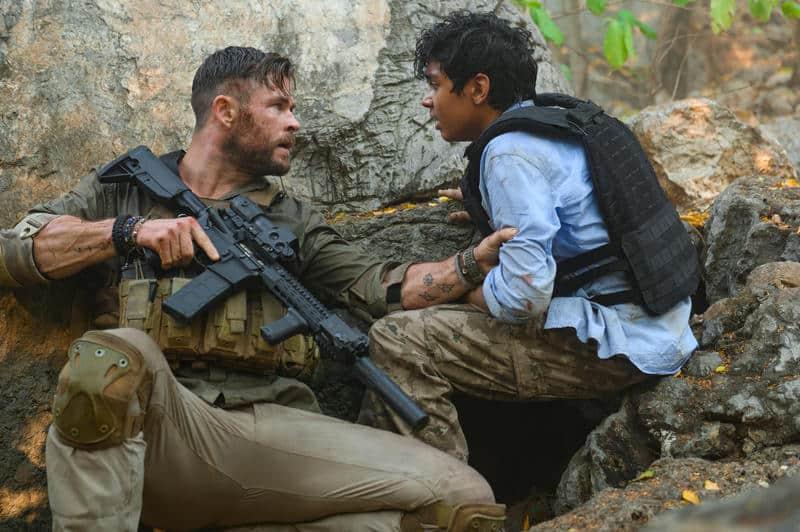 Resgate: novo filme de Chris Hemsworth tem trailer divulgado