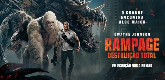 Rampage: Destruição Total (2018)