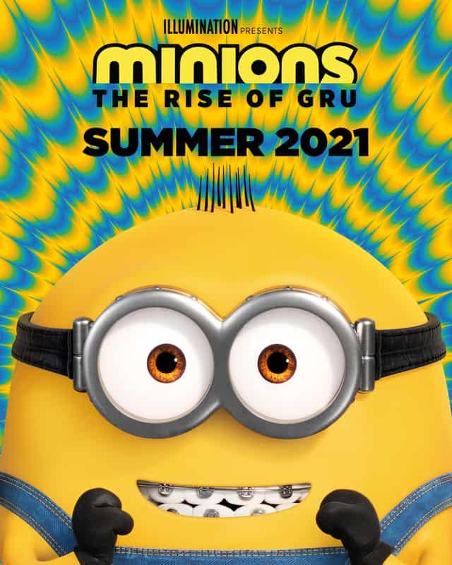 Após ser adiado, Minions 2: A Origem de Gru ganha novo pôster fofinho
