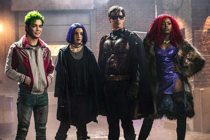 Gravações da 3ª temporada de Titans começa em setembro, afirma atriz