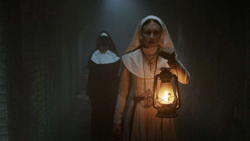 A Freira e outros filmes de terror baseados em histórias reais