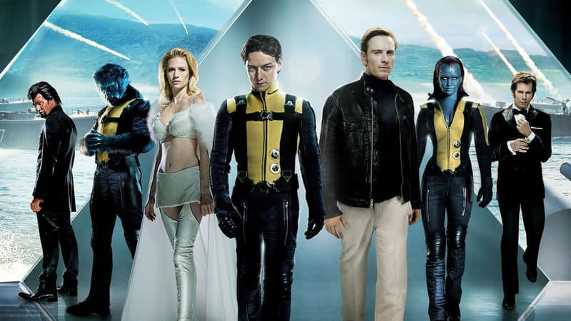 X Men: First Class (2011)