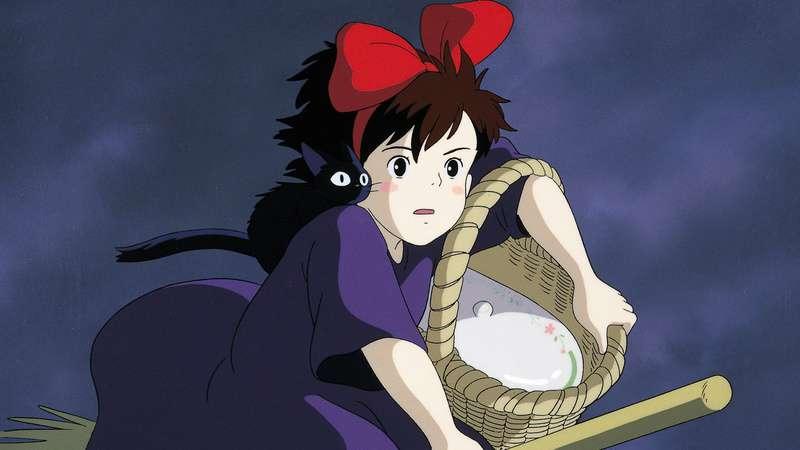 O Serviço de Entregas da Kiki (1989)