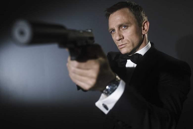 Daniel Craig como James Bond em 007