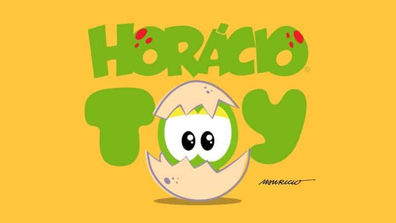 Mônica Toy libera maratona de episódios do Horácio, assista