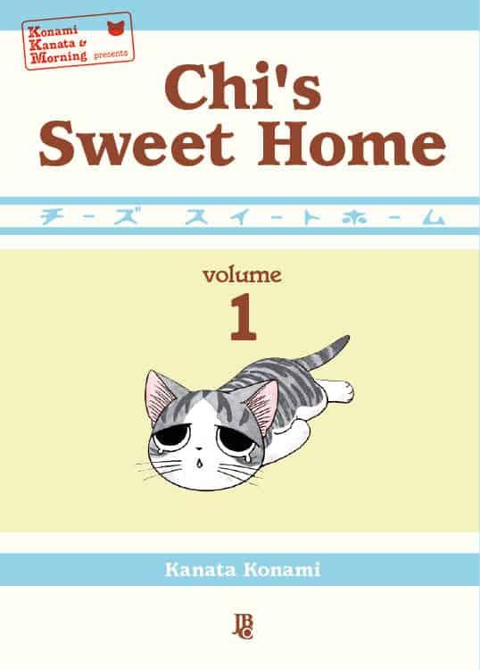 Mangá de Chi's Sweet Home será lançado no Brasil em maio