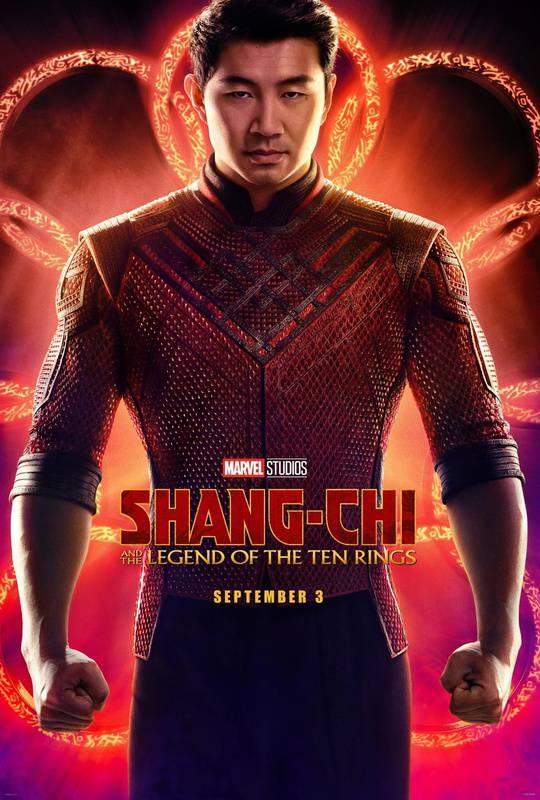 Shang-Chi e a Lenda dos Dez  Anéis ganha primeiro pôster, confira