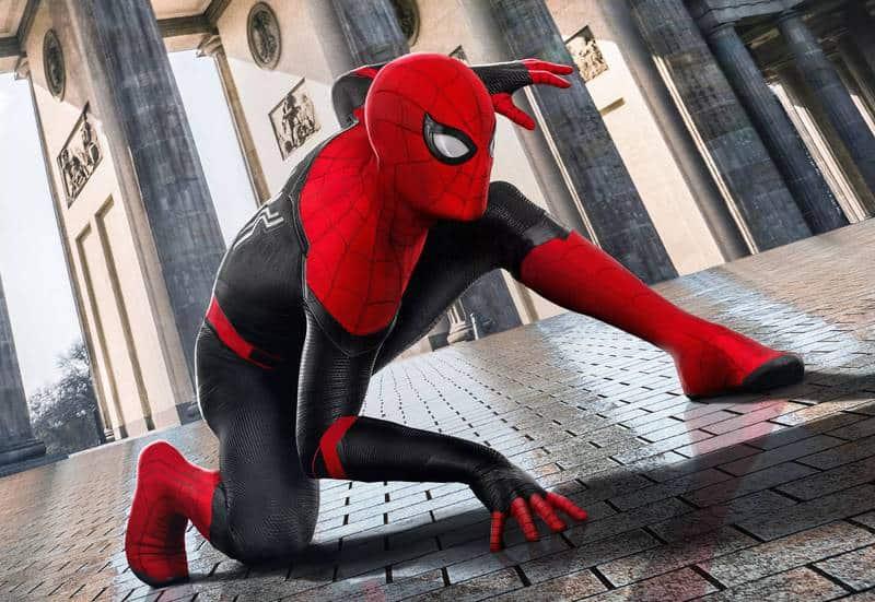 Homem-Aranha: Longe de Casa é o filme mais lucrativo da Sony