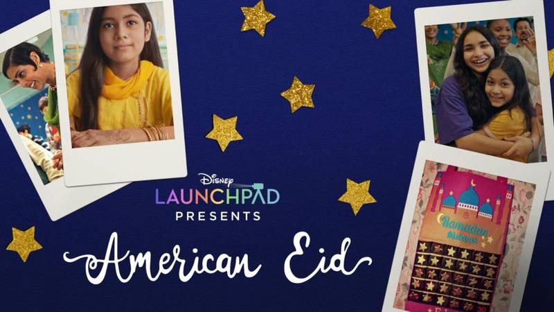 American Eid: assista ao trailer do novo curta-metragem de Lauchpad, do Disney+