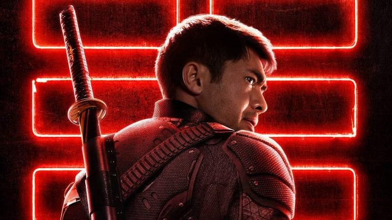 Confira os bastidores de Snake Eyes: G.I. Joe Origins, filme com Henry Golding