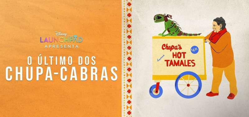 O Último dos Chupa-Cabras: novo curta da série Launchpad ganha trailer no Disney+