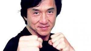 Jackie Chan em foto de divulgação
