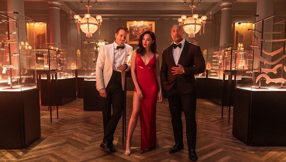 Alerta Vermelho: filme mais caro da história da Netflix tem cena divulgada no TUDUM