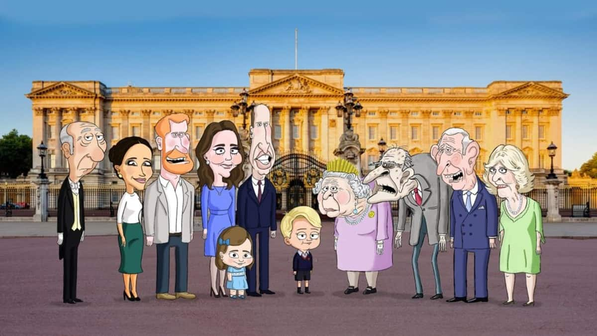 The Prince: animação sobre a família real ganha trailer na HBO Max