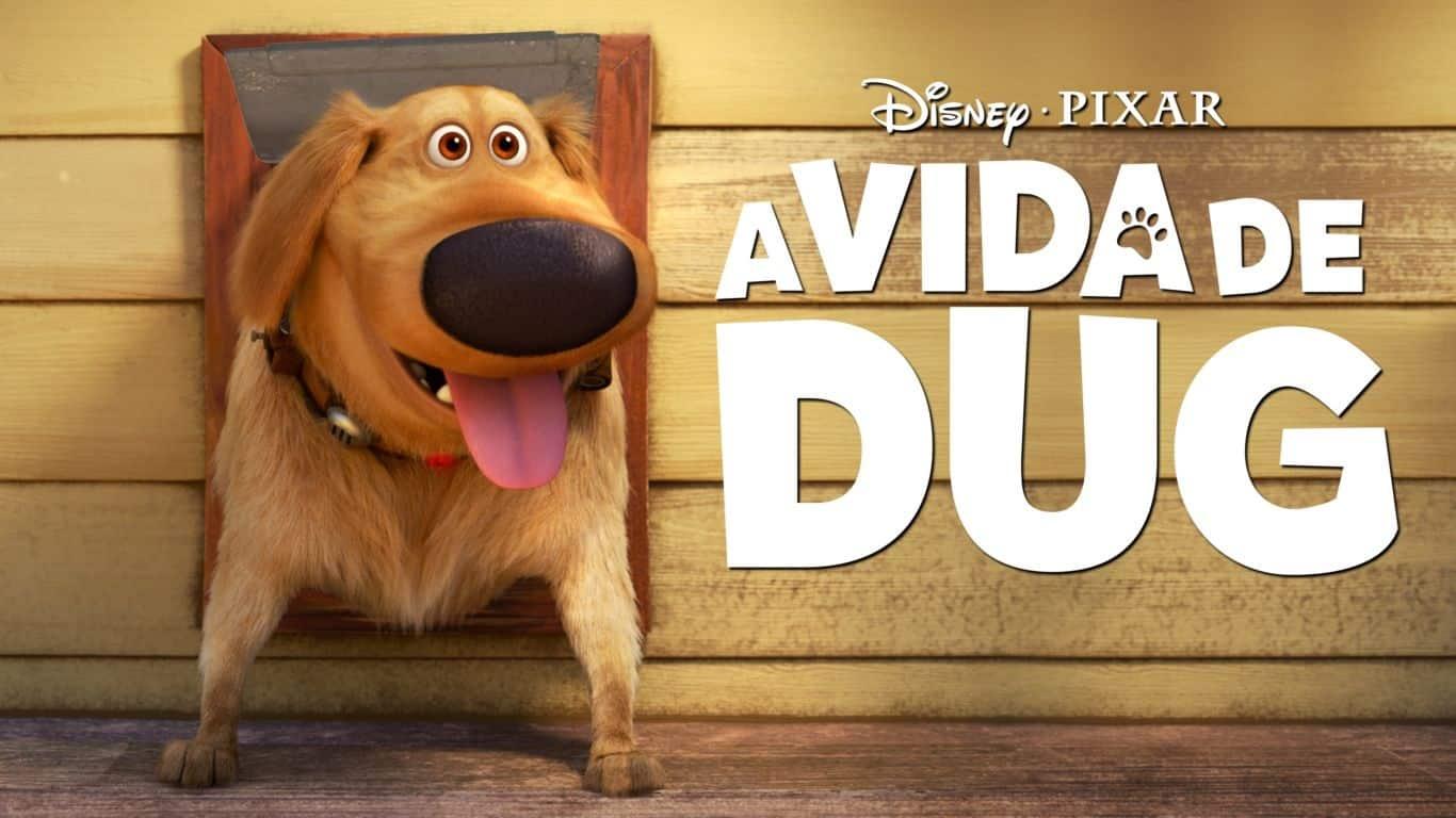 Assista ao trailer de A Vida de Dug, animação spin-off de Up: Altas Aventuras