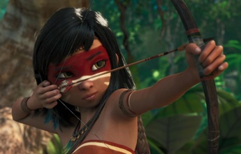 Veja o trailer de 'Ainbo: Spirit of the Amazon', animação ambientada na floresta amazônica