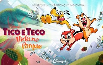 Tico e Teco: Vida no Parque ganha trailer para estreia no Disney+