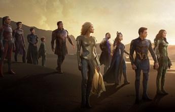 Eternos: confira a trilha sonora do próximo filme da Marvel