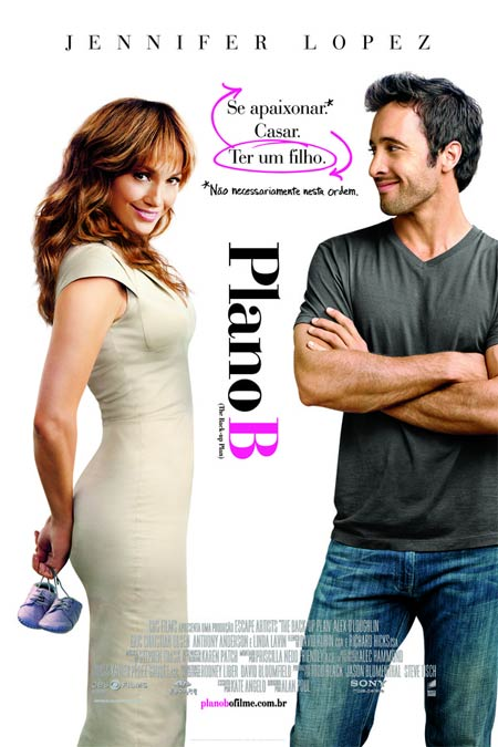 Plano B – Dublado e Legendado – 2010