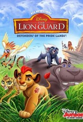 Poster do filme The Lion Guard