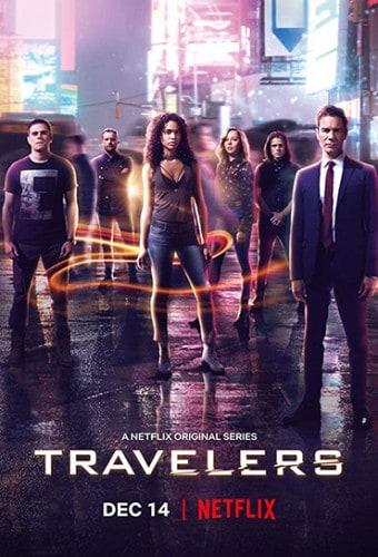 Poster do filme Travelers