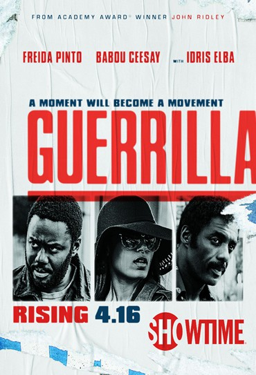 Poster do filme Guerrilla