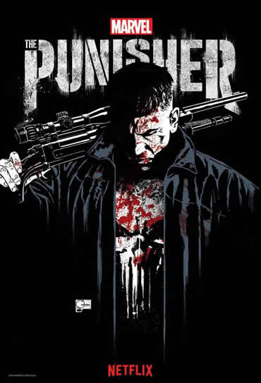 Poster do filme The Punisher