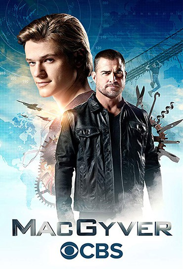 Poster do filme MacGyver
