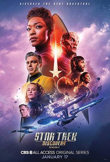 Poster do filme Star Trek: Discovery