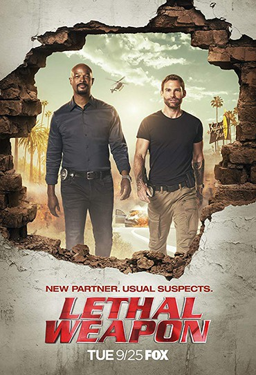 Poster do filme Lethal Weapon