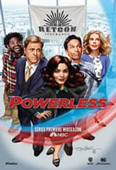 Poster do filme Powerless
