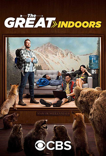 Poster do filme The Great Indoors