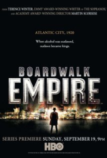 Poster do filme Boardwalk Empire